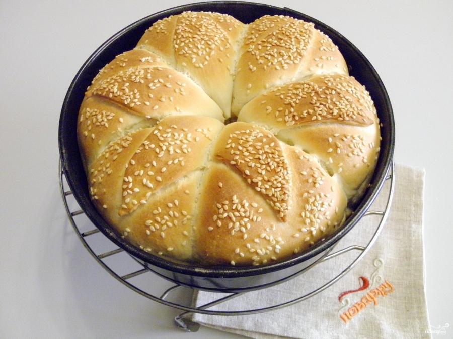 Пасхальный хлеб - фото шаг 13