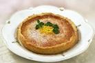Греческий пирог с козьим сыром