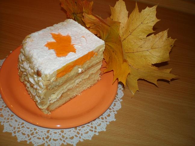 """Торт """"Листопад"""" - фото шаг 8"""