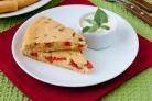 Вегетарианский пирог на кефире