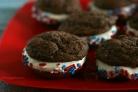 Шоколадное печенье на сметане