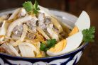Рецепт салата Ташкент