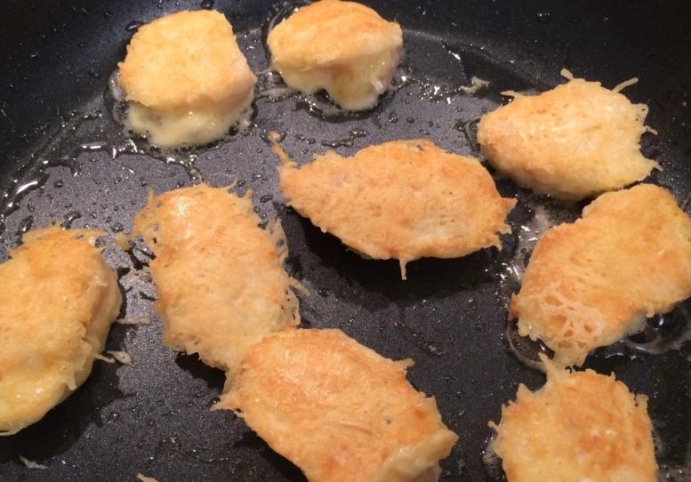 Курица в сырной панировке - фото шаг 9