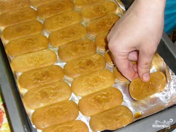 Рецепт тирамису с печеньем