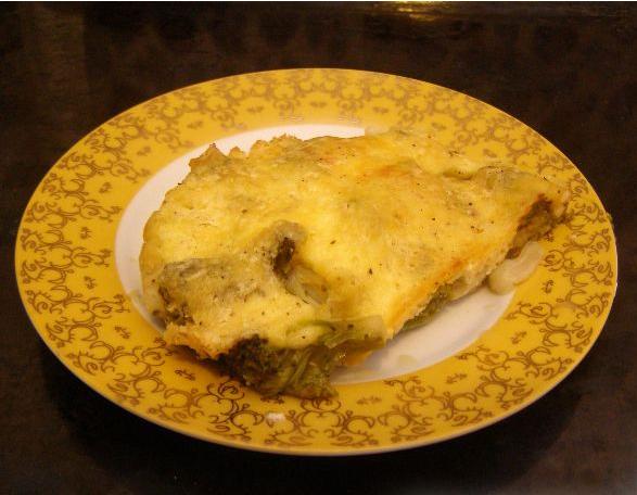 Брокколи и цветная капуста в духовке - фото шаг 4