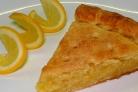 Слоеный пирог с лимоном