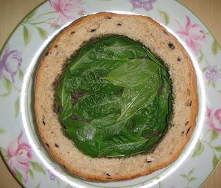 "Сэндвич с салатом ""Ницца"" - фото шаг 6"