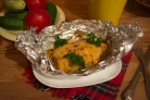 Филе индейки, запеченное в духовке
