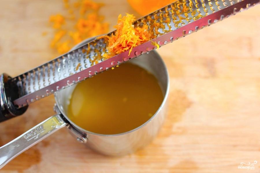 Рецепт Клюквенный соус к утке