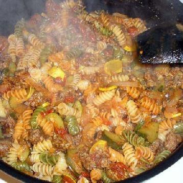 Ротини с итальянской колбасой - фото шаг 9