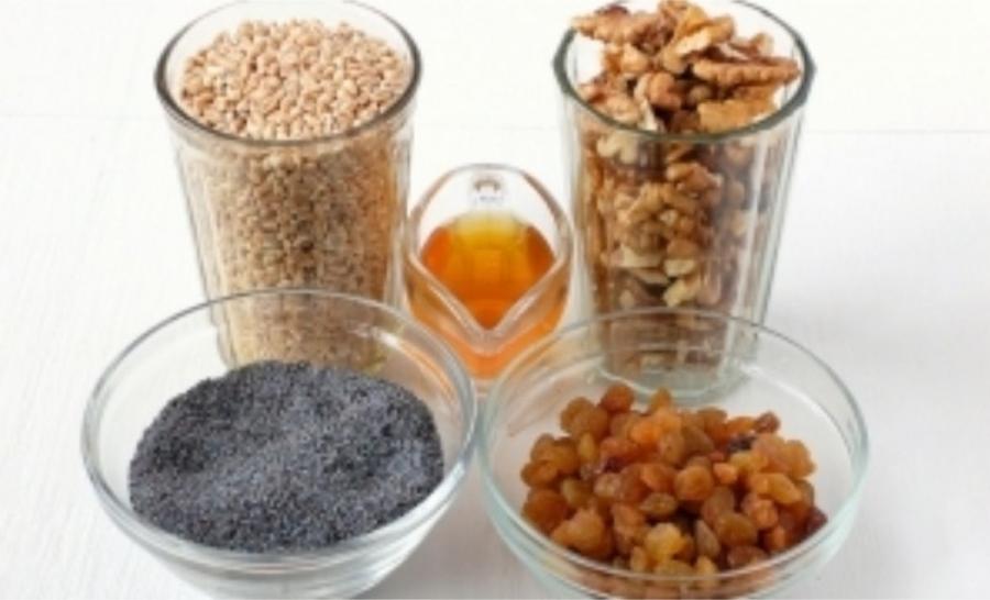 Рецепт Пшеничная кутья