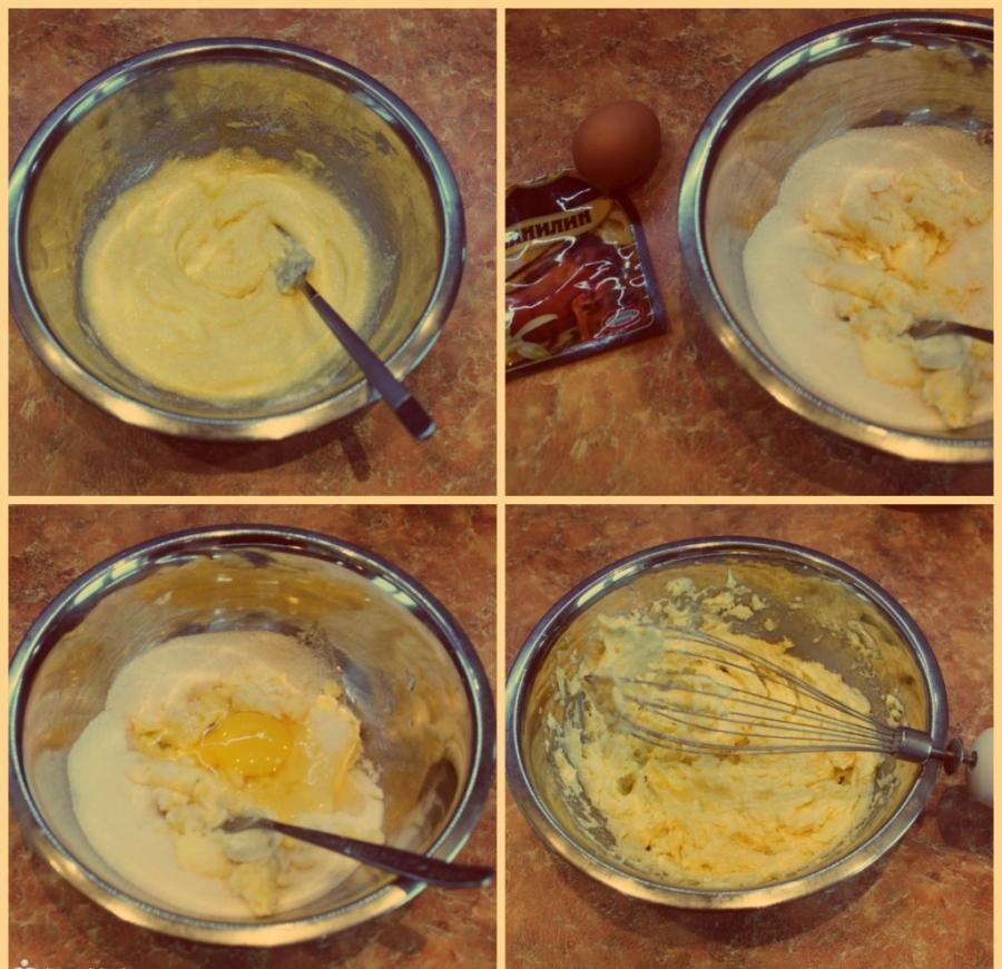 Рецепт Печенье фигурное