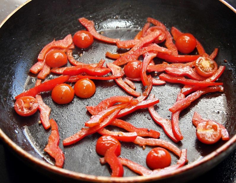 Курица карри с овощами - фото шаг 3