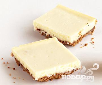 Рецепт Сливочные имбирные пирожные
