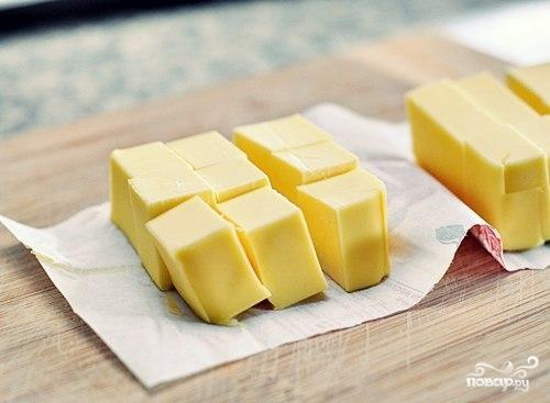 Пирог с ананасами, помидорами и сыром бри - фото шаг 2