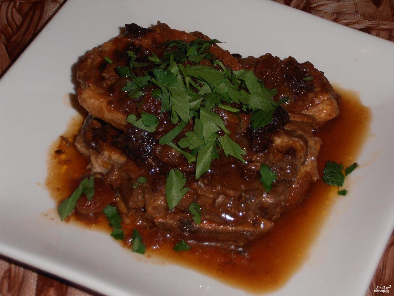 Мясо по-старорусски