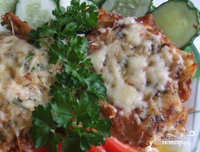 Мясо по-степному - фото шаг 5