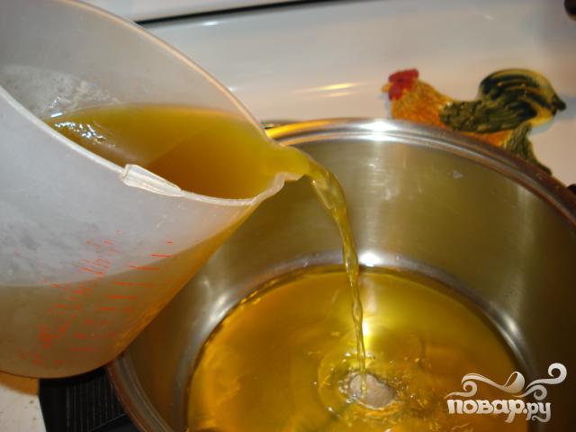 Коричный сидр с манго - фото шаг 2