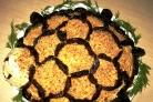 Салат Черепаха с черносливом