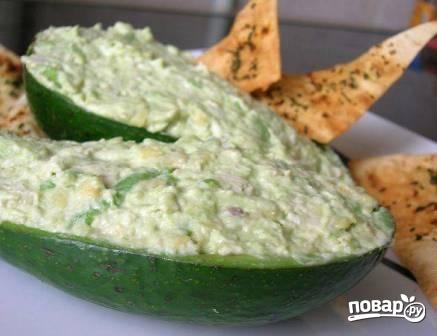 Паста из авокадо - фото шаг 6