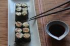 Cыроедческие суши