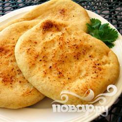 Рецепт Индийский Наан