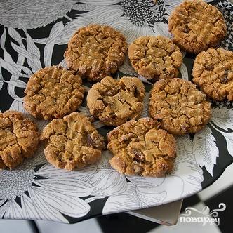 Печенье с беконом - фото шаг 8