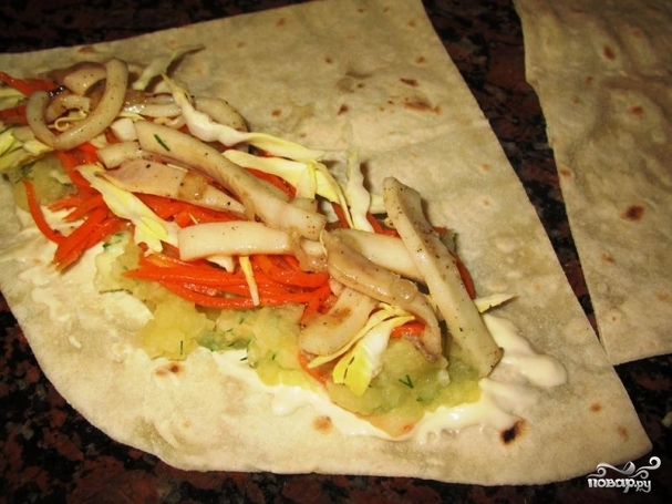 лазанья овощная в мультиварке рецепт фото