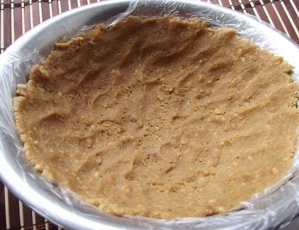 Торт без выпечки быстрый - фото шаг 3