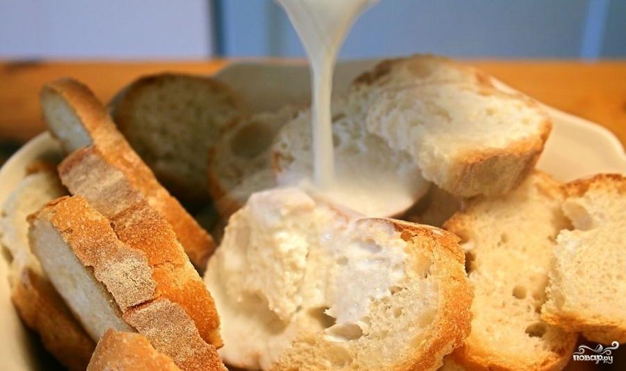 Рецепт Хлебный пирог