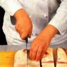 Рецепт Сало в луковом маринаде