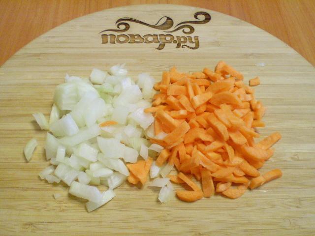 Диетический суп из кабачков - фото шаг 2