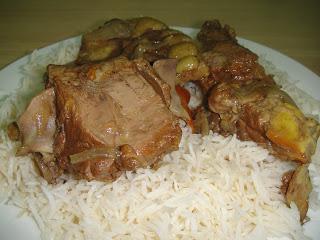 Баранина по-арабски - фото шаг 4