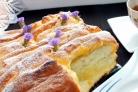 Дрожжевой пирог с повидлом