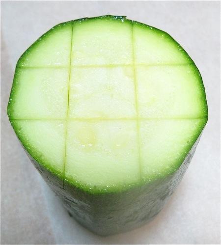 Рецепт Кабачки, запеченные в сметане