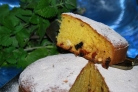 Бисквит с сухофруктами