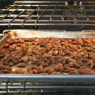 Рецепт Миндальное масло с изюмом и корицей
