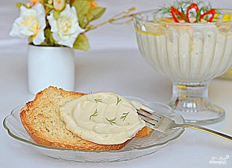Хумус из фасоли - фото шаг 4