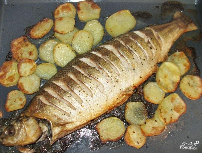Лосось в медово-горчичном соусе - пошаговый рецепт с фото на Повар.ру