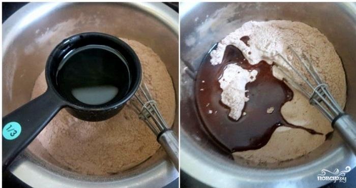 Маффины с какао - фото шаг 3