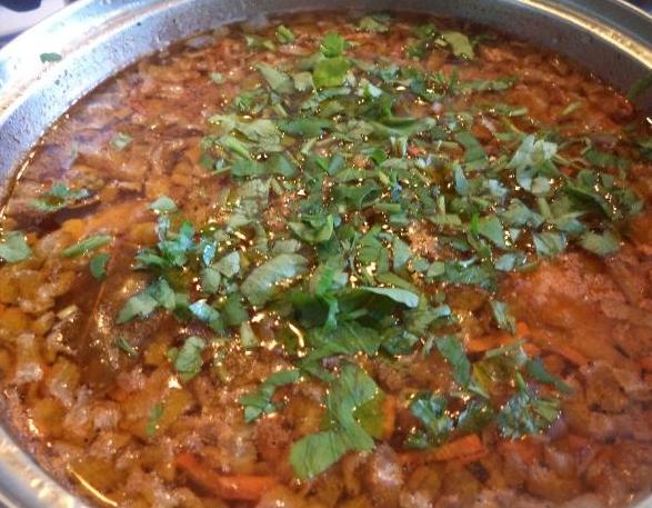 Рыбный суп из наваги - фото шаг 3