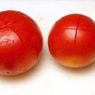Рецепт Итальянский томатный суп с хлебом