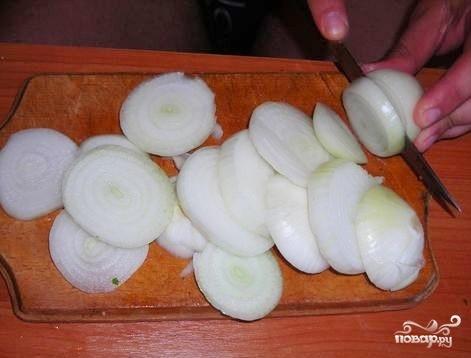 Салат греческий с бальзамическим уксусом - фото шаг 5