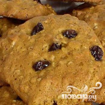 Тыквенно-овсяное печенье - фото шаг 6