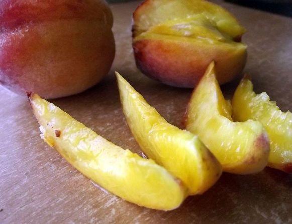 Варенье из персиков по-гречески - фото шаг 2