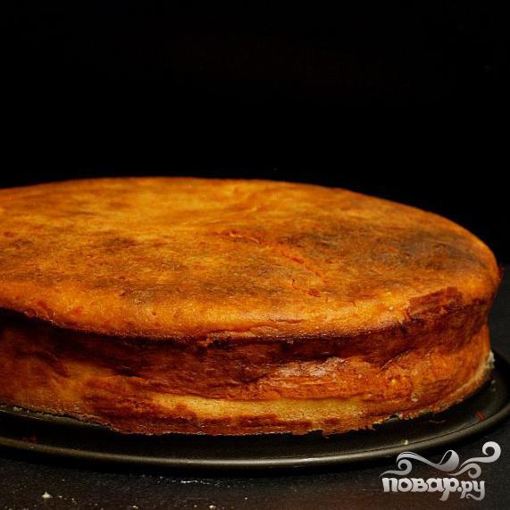 Пирог из тыквы - фото шаг 7