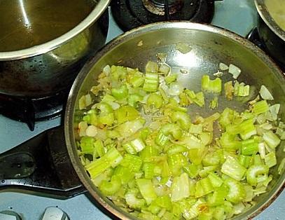 Суп из желудков и сердечек - фото шаг 6