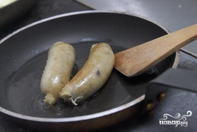 Картофельная колбаса - фото шаг 10