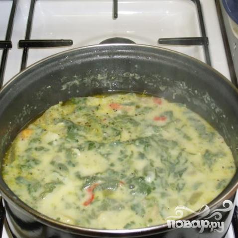 Крапивный суп - фото шаг 7