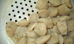 Бефстроганов из соевого мяса - фото шаг 2